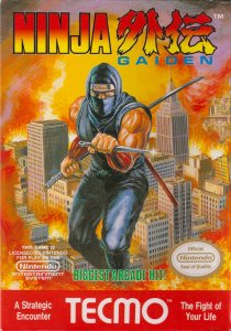Ninja Gaiden per Nintendo Entertainment System