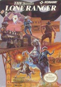 The Lone Ranger per Nintendo Entertainment System