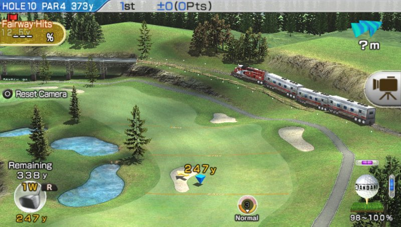 Tutti amano il golf!