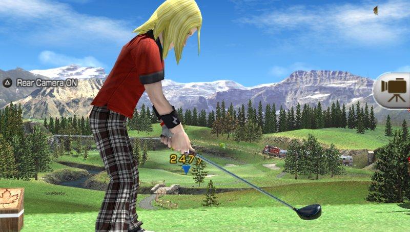 Everybody's Golf si prende la vetta delle classifiche giapponesi, Nintendo Switch resta saldamente al comando