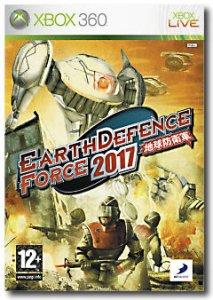 Forza Di Difesa Terrestre 2017 (Earth Defence Force 2017) per Xbox 360