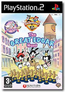 Animaniacs: The Great Edgar Hunt per PlayStation 2