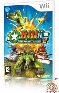 Battalion Wars 2 per Nintendo Wii