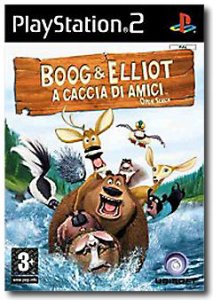 Boog & Elliot a Caccia di Amici (Open Season) per PlayStation 2