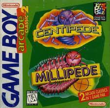 Centipede / Millipede per Game Boy