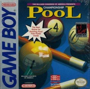 Championship Pool per Game Boy