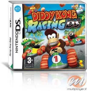 Diddy Kong Racing per Nintendo DS