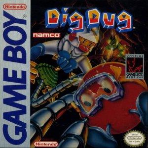 Dig Dug per Game Boy