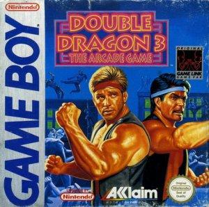 Double Dragon III: The Rosetta Stone per Game Boy