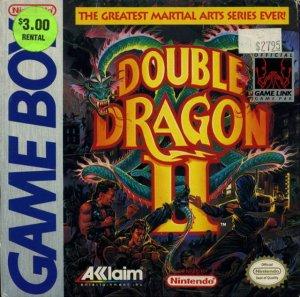 Double Dragon II: The Revenge per Game Boy