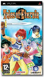 Tales of Eternia per PlayStation Portable