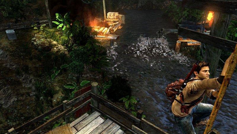 EDGE recensisce Uncharted: L'Abisso d'Oro
