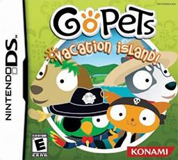 GoPets: Vacation Island per Nintendo DS