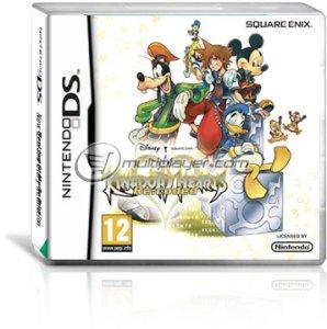 Kingdom Hearts Re:Coded per Nintendo DS