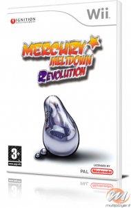 Mercury Meltdown Revolution per Nintendo Wii