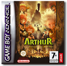 Arthur e il Popolo dei Minimei per Game Boy Advance