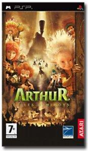 Arthur e il Popolo dei Minimei per PlayStation Portable