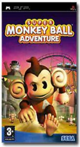 Super Monkey Ball Adventure per PlayStation Portable
