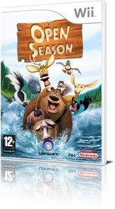Boog & Elliot a Caccia di Amici (Open Season) per Nintendo Wii