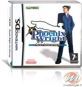 Phoenix Wright: Ace Attorney (Gyakuten Saiban) per Nintendo DS
