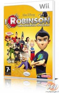 I Robinson: Una Famiglia Spaziale per Nintendo Wii