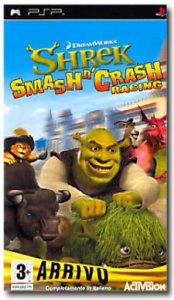 Shrek Smash n' Crash per PlayStation Portable