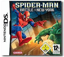 Spider-Man: Battle for New York per Nintendo DS