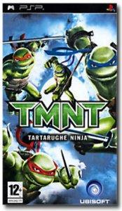 TMNT: Tartarughe Ninja (Teenage Mutant Ninja Turtles) per PlayStation Portable