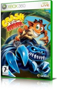 Crash of the Titans per Xbox 360