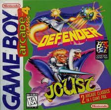 Defender / Joust per Game Boy