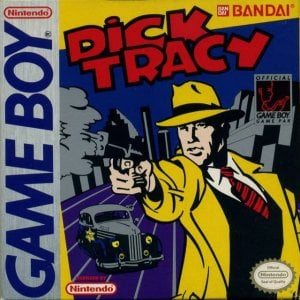 Dick Tracy per Game Boy