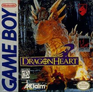 DragonHeart: Fire & Steel per Game Boy