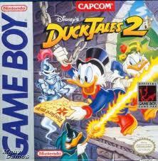 Duck Tales 2 per Game Boy