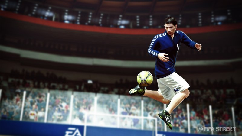 FIFA Street, disponibile la demo su Xbox LIVE Marketplace