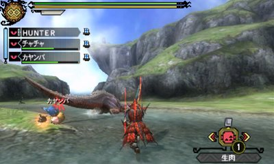 Monster Hunter 3G in Europa questa estate?