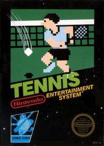 Tennis per Nintendo Entertainment System