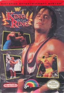 WWF King of the Ring per Nintendo Entertainment System