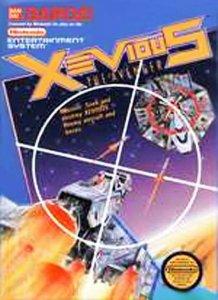 Xevious per Nintendo Entertainment System