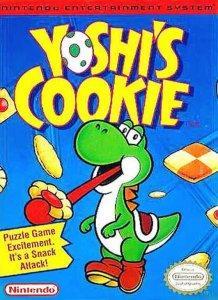 Yoshi's Cookie per Nintendo Entertainment System