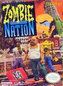 Zombie Nation per Nintendo Entertainment System