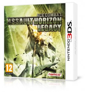 Ace Combat: Assault Horizon Legacy per Nintendo 3DS