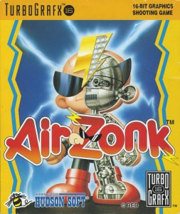 Air Zonk per PC Engine