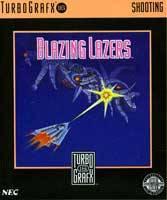 Blazing Lazers per PC Engine