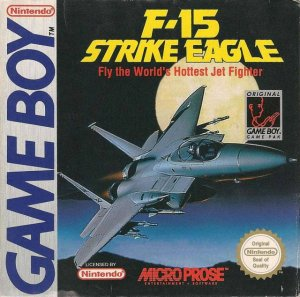 F-15 Strike Eagle per Game Boy