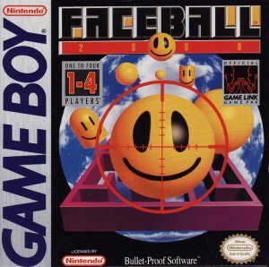 Faceball 2000 per Game Boy