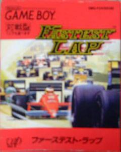 Fastest Lap per Game Boy