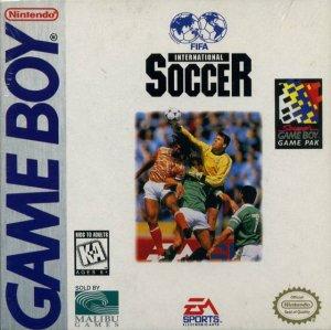 FIFA International Soccer per Game Boy