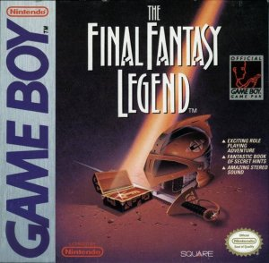 Final Fantasy Legend per Game Boy