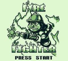 FireFighter per Game Boy