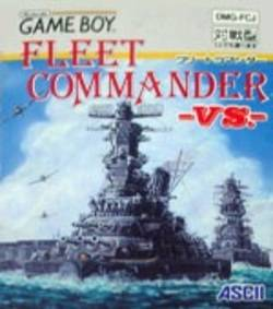 Fleet Commander Vs. per Game Boy